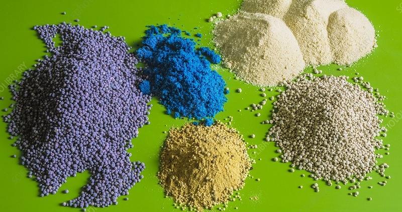 Chemical fertilisers